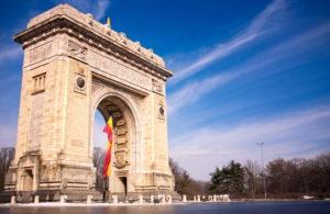 Bucharest_Arch of Triumph_resize
