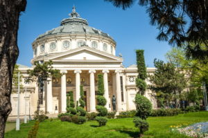 The Romanian Athenaeum (Ateneul Roman)_resize